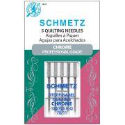 Schmetz Chrome Quilting Schmetz Needles Size 75/11 by Schmetz Chrome - Sewing Machines Needles