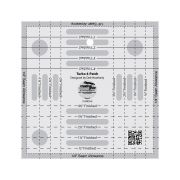 Creative Grids Turbo 4-Patch Template by Creative Grids Specialty Rulers - OzQuilts