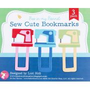 Sew Cute Bookmarks by Lori Holt from Bee in My Bonnet - Other Gifts