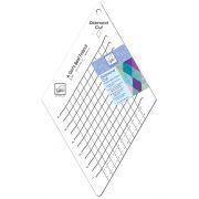 June Tailor Diamond Cut Ruler by June Tailor - Diamond Rulers