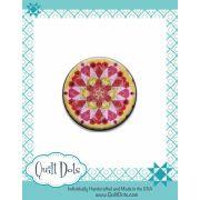 Katja Marek New Hexagon Millefiore Needle Nanny by  Needle Nannies - OzQuilts
