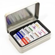 Klasse Needle Tin with 42 Assorted Sewing Machine Needles by Klasse - Machines Needles