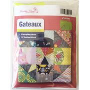Matilda's Own Gateaux Patchwork Template Set by Matilda's Own Quilt Blocks - OzQuilts