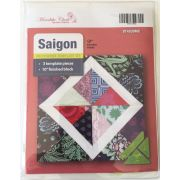 Matilda's Own Saigon Patchwork Template Set by Matilda's Own - Quilt Blocks