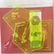 Matilda's Own Apple Pie Hexagon Patchwork Template Set by Matilda's Own Quilt Blocks - OzQuilts