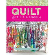Quilt With Tula And Angela by Tula Pink - Modern Quilts
