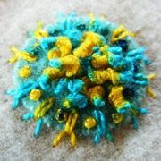 Sue Spargo Eleganza Perle 8, Orange Crush (EZ 15) by Sue Spargo Eleganza Perle 8 Sue Spargo Eleganza Perle 8 - OzQuilts