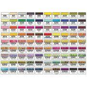 Sue Spargo Eleganza Variegated Perle 8, Saltwater Taffy (EZM 32) by Sue Spargo Eleganza Perle 8 Sue Spargo Eleganza Perle 8 - OzQuilts