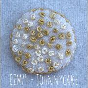 Sue Spargo Eleganza Perle 8  - Jonnycake (EZM 79) by Sue Spargo Eleganza Perle 8 - Sue Spargo Eleganza Perle 8