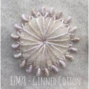 Sue Spargo Eleganza Variegated Perle 8 Primitives Range, Ginned Cotton (EZM 78) by Sue Spargo Eleganza Perle 8 - Sue Spargo Eleganza Perle 8