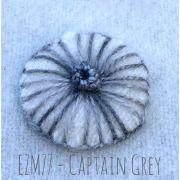 Sue Spargo Eleganza Perle 8  - Captain Grey (EZM 77) by Sue Spargo Eleganza Perle 8 - Sue Spargo Eleganza Perle 8