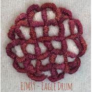 Sue Spargo Eleganza Perle 8  - Eagle Drum (EZM 89) by Sue Spargo Eleganza Perle 8 - Sue Spargo Eleganza Perle 8