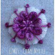 Sue Spargo Eleganza Perle 8  - Crepe Myrtle (EZM 85) by Sue Spargo Eleganza Perle 8 - Sue Spargo Eleganza Perle 8