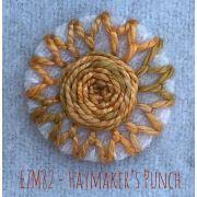 Sue Spargo Eleganza Perle 8  - Haymaker's Punch (EZM 82) by Sue Spargo Eleganza Perle 8 - Sue Spargo Eleganza Perle 8