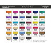 Wonderfil Dazzle - Black/Multicolor (DZ160)  by Wonderfil Dazzle Rayon & Metallic - Dazzle 8wt Rayon & Metallic