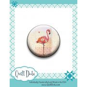 Flamingo Needle Nanny by  Needle Nannies - OzQuilts