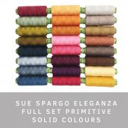 Sue Spargo Eleganza Primitives Full Set (Solid Colours) by Sue Spargo Eleganza Perle 8 - Sue Spargo Eleganza Perle 8