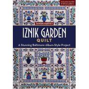 Iznik Garden Quilt by C&T Publishing - Applique