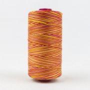 Wonderfil Fruitti, Serenade (FT09) Thread by Wonderfil Fruitti 12wt Cotton - Fruitti 12wt Cotton Variegated