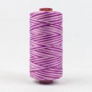 Wonderfil Fruitti, Grapes (FT16) Thread by Wonderfil Fruitti 12wt Cotton - Fruitti 12wt Cotton Variegated