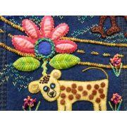Sue Spargo Eleganza , Razzle & Dazzle Thread Set for Folk-Tails by Sue Spargo - Sue Spargo Eleganza Perle 8