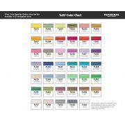 Tutti - Lime (TU28) by Wonderfil Tutti 50wt Cotton Variegated - Tutti 50wt Cotton Variegated