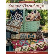 Simple Friendships Book by  - Quilt Books