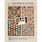 Little Handfuls of Scraps by Edyta Sitar of Laundry Basket Quilts Laundry Basket Quilts - OzQuilts