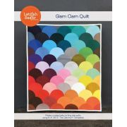 Glam Clam Pattern for the Clammy Rulers by Latifah Saafir Studios - Quilt Patterns