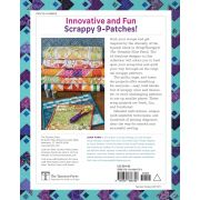 The Versatile Nine Patch by  - Quilt Books