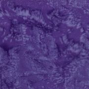 Hoffman Bali Batiks 1895 - 81 Violet by Hoffman 1895 Watercolour Batik - Hoffman 1895 Watercolours Batik