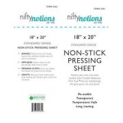 "Teflon non-stick Pressing Sheet 18"" x 20"" by  Applique Pressing Sheets - OzQuilts"