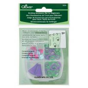 Clover Knitting Accessory Set for Beginners by Clover - Accessories