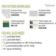 Wish Granted Cut Loose Press Pattern by Cut Loose Press Patterns Cut Loose Press Patterns - OzQuilts