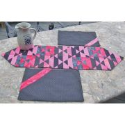 2 Cool 4 Dinner Table Runner & Placemat Cut Loose Press Pattern by Cut Loose Press Patterns Cut Loose Press Patterns - OzQuilts