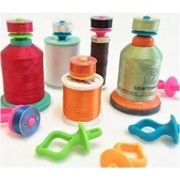 Bobbin & Spool Holders 20 in a Jar by OzQuilts Thread Accessories - OzQuilts