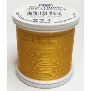 YLI Silk 100 Thread, 231 Goldenrod by YLI Thread - YLI Silk Thread