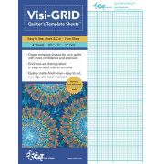 Visi-Grid Quilter's Template Sheets by C&T Publishing - Plastic Sheets