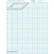 Visi-Grid Quilter's Template Sheets by C&T Publishing Plastic Sheets - OzQuilts