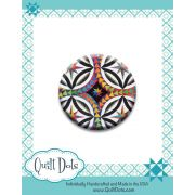 Needle Nanny - BeColourful Fanciful Flight by Quilt Dots Needle Nannies - OzQuilts