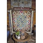 Labyrinth Cut Loose Press Pattern by Quiltworx - Cut Loose Press Patterns