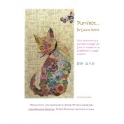 Purrfect Cat Collage Pattern by Fiberworks Collage  - OzQuilts