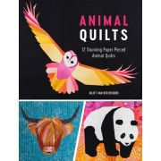 Animal Quilts by  - Paper Piecing