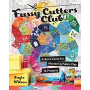 Fussy Cutters Club by  - Modern Quilts