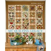 My Quilting Legacy by Quiltmania by Quiltmania - Quiltmania
