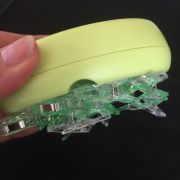 Magnetic Pin & Wonder Clip Cushion - Green by OzQuilts Organisers - OzQuilts