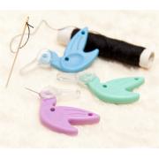 Hummingbird Needle Threader - Blue by Sew Easy - Needle Threaders & Cutters