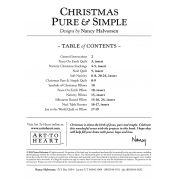 Christmas Pure and Simple by Art to Heart - Christmas