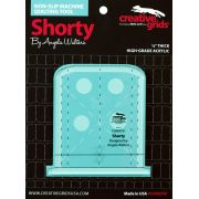 Creative Grids Machine Quilting Tool - Shorty by Creative Grids - Machine Quilting Rulers