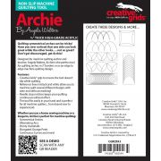 Creative Grids Machine Quilting Tool - Archie by Creative Grids Machine Quilting Rulers - OzQuilts